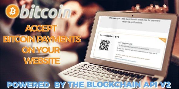 Blockchain Bitcoin Payments - CodeCanyon Item for Sale