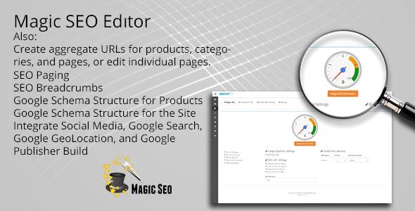 Magic Seo - CodeCanyon Item for Sale