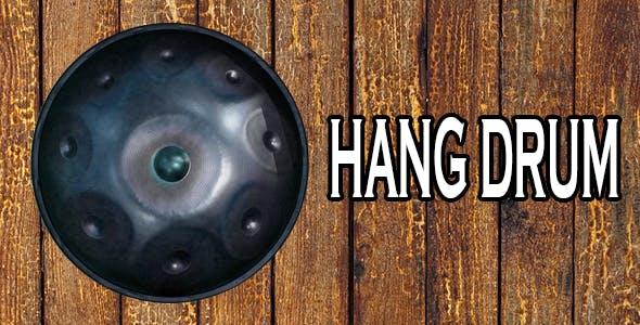 Hang Drum Pad - iOS Xcode
