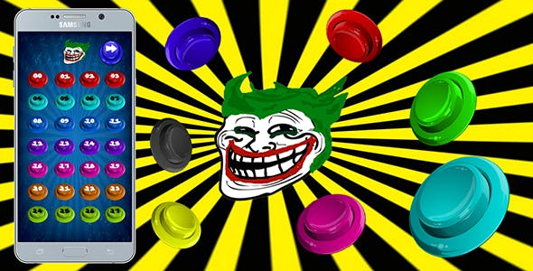 Troll Soundboard Buttons - Android