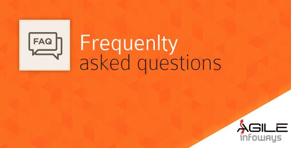FAQ Magento 2 Extension