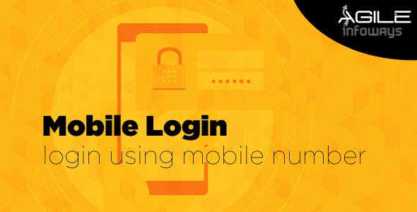 Login using Mobile number