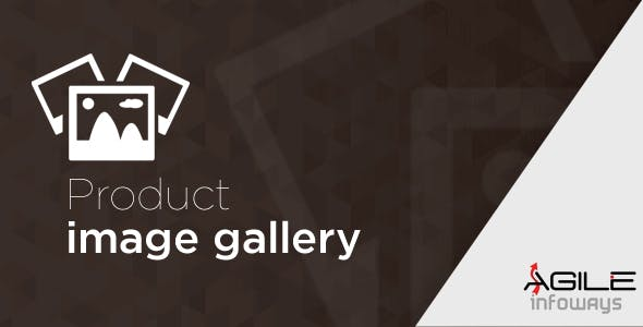 Product Image Gallery Extension