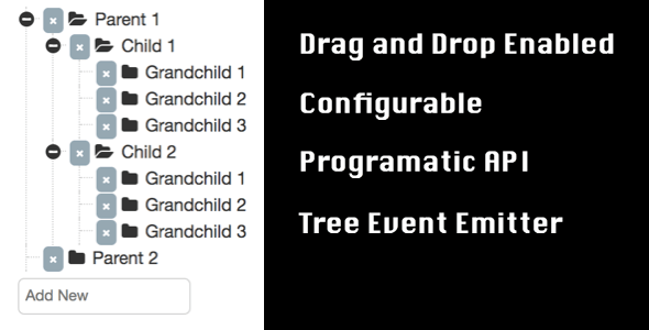 Tree List - CodeCanyon Item for Sale