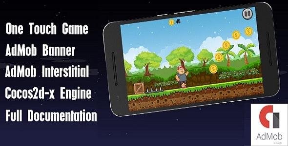 The Runner Boy - iOS Game with Admob - CodeCanyon Item for Sale