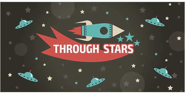 Through Stars - Buildbox Template - CodeCanyon Item for Sale