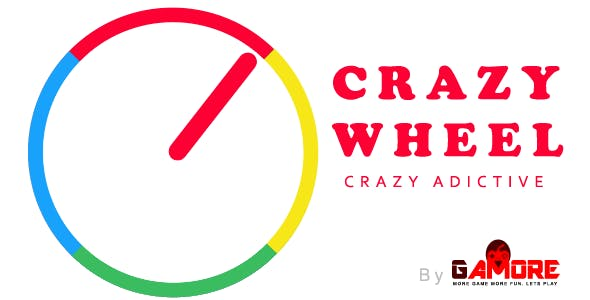 Crazy Wheel - HTML5 game (Construct 2 Capx)