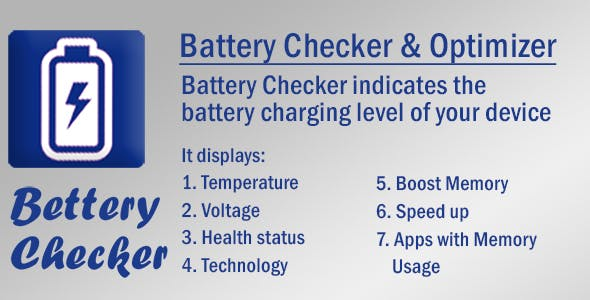 Battery Doctor with Admob