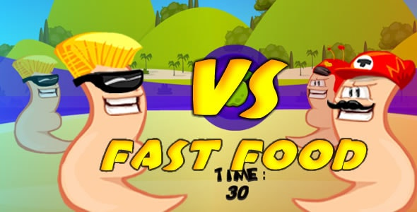 Fast Food - Combat (capx) - CodeCanyon Item for Sale