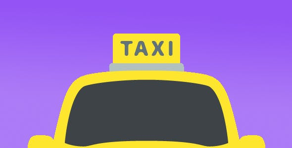 Mad Taxi - Html5 Mobile Game - android & ios
