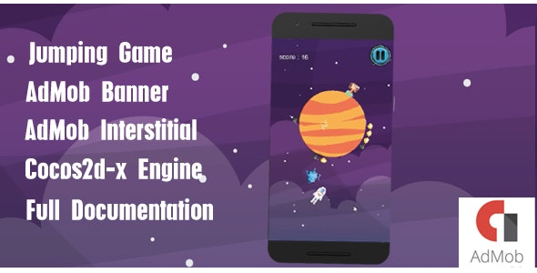 Zjump - iOS Game with Admob - CodeCanyon Item for Sale