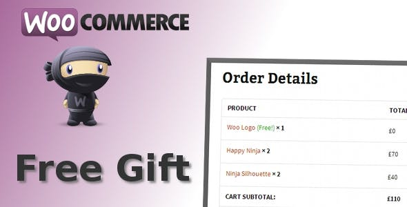 WooCommerce Free Gift        Nulled