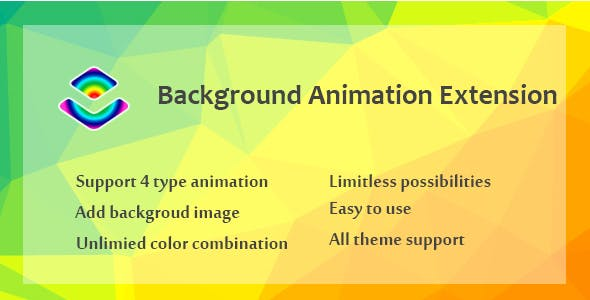 Layer - Background Animation Extension