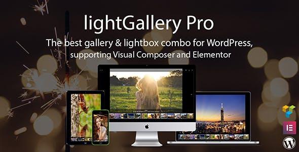lightGallery Pro