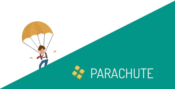 Parachute Game Template for Android