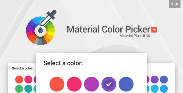 Material Color Picker Plus