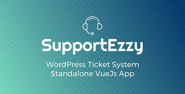 SupportEzzy - WordPress Ticket System - CodeCanyon Item for Sale
