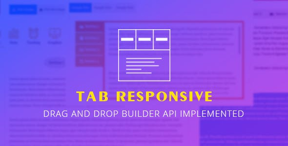Tabs Responsive Shortcode And Widget WordPress plugin