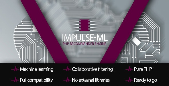 Impulse-ML: Recommender, the recommender engine - CodeCanyon Item for Sale