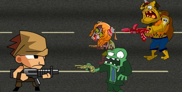 Zombies Shooter 2