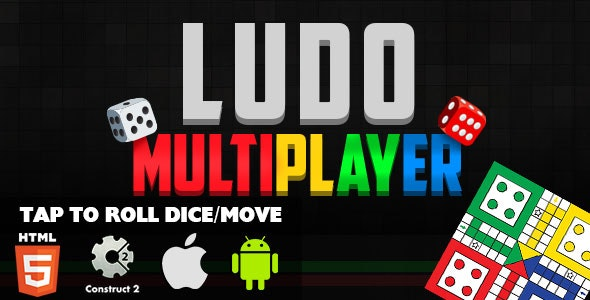 Ludo Multiplayer - HTML5 Game (CAPX) - CodeCanyon Item for Sale