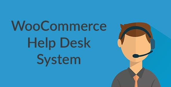WooCommerce Help Desk System