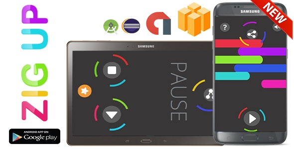 Zug Up + Admob + Buildbox 2.2.8 Project (BBDOC / Eclipse) Easy Reskin - CodeCanyon Item for Sale