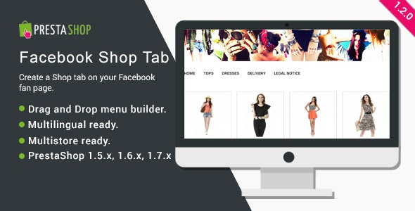 Facebook Shop Tab - CodeCanyon Item for Sale