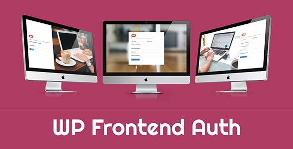 WP Frontend Auth        Nulled