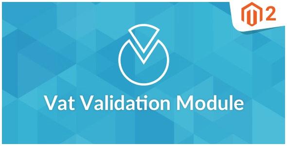 Magento2 Vat Validation - CodeCanyon Item for Sale