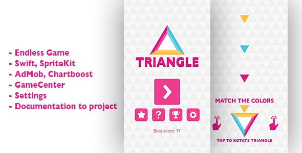 Triangle - CodeCanyon Item for Sale
