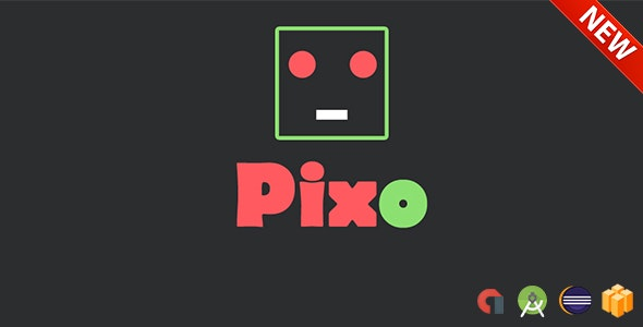 Pixo + Admob + Buildbox 2.2.8 Project (BBDOC / Eclipse) vEasy Reskin - CodeCanyon Item for Sale