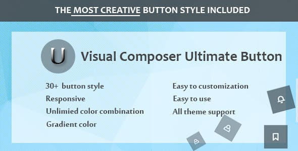 Visual Composer - Ultimate Button - CodeCanyon Item for Sale