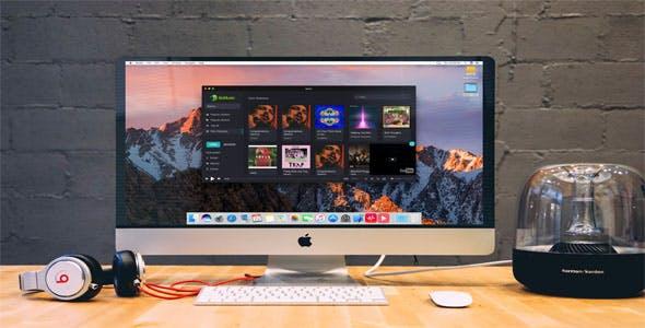Mac Application for BeMusic