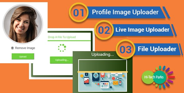 Drag & Drop - Image and File Uploader