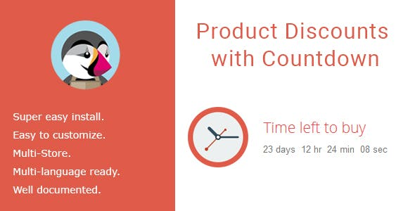 Product Discounts with Countdown