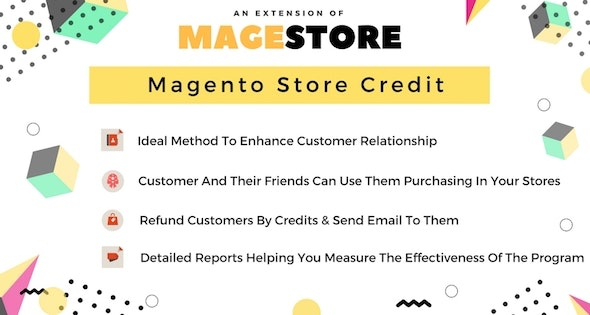 Magento Store Credit - CodeCanyon Item for Sale