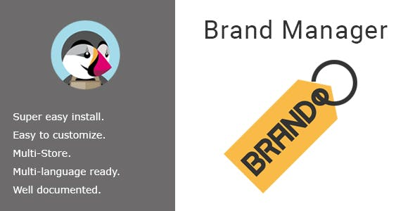 Brand Manager - Partners Logo Carousel & Gallery