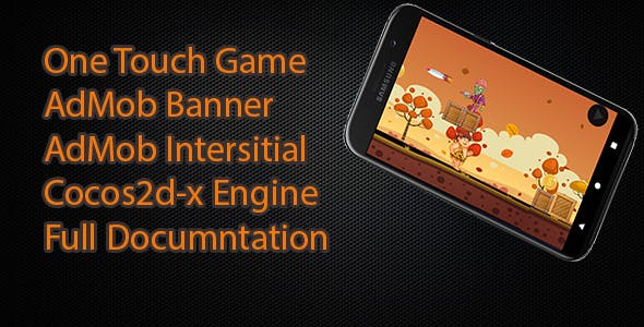 Tarzan In Zombieland- Running Game with Admob (Android Studio + Eclipse) Easy Reskin