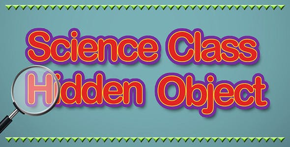 Science Class Hidden Object - IOS - Android