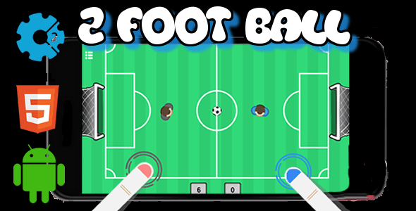 2FootBall - HTML5