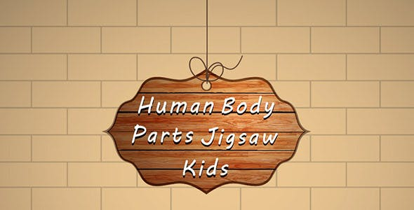 Human Body Parts Kids Learning - IOS - Android