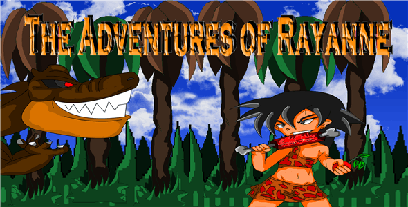 THE ADVENTURES OF RAYANNE