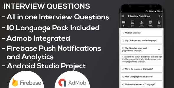 Interview Questions - CodeCanyon Item for Sale