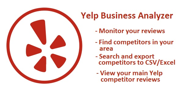 Yelp Business Analyzer - CodeCanyon Item for Sale