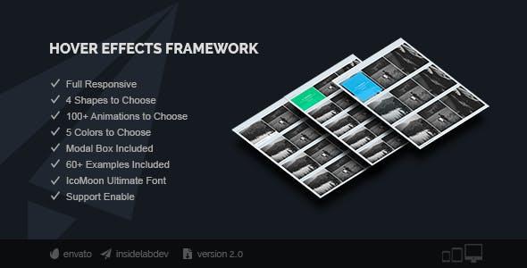 Hover Effects Framework
