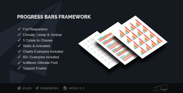 Progress Bars Framework