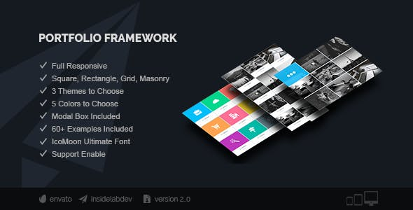 Portfolio Framework