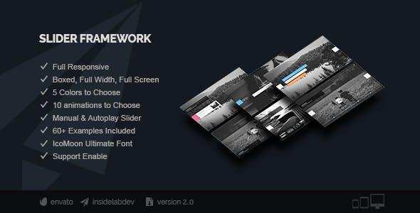 Slider Framework
