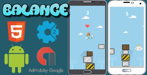 Balance - HTML5 Game (Capx)